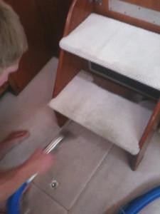 Carpet Steam Cleaner